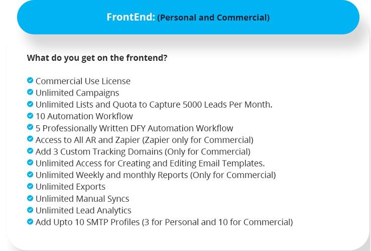 Leads Profiter FE