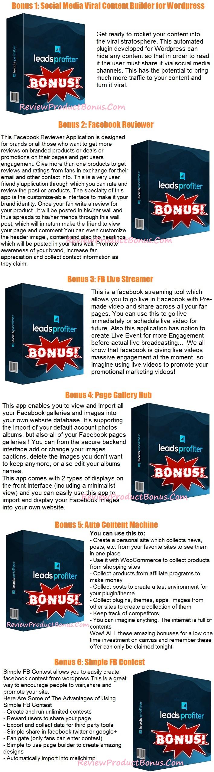 Leads Profiter Bonus 1