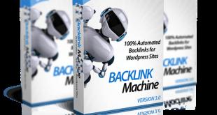 WP Backlink Machine V3 Review