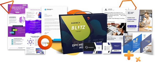 DFY Messenger Bot Agency Kit