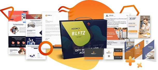 DFY Mobile App Agency Kit
