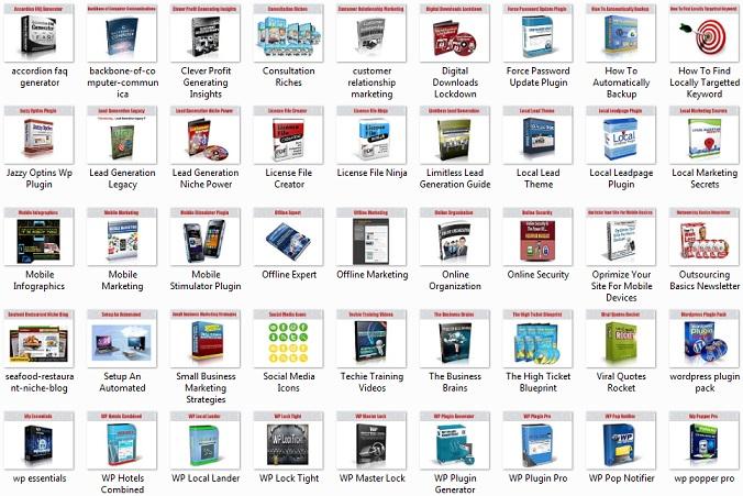 Package Bonuses Detail for Extra Free Bonus for Mailvio 25k