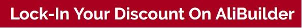 Get AliBuilder Discount