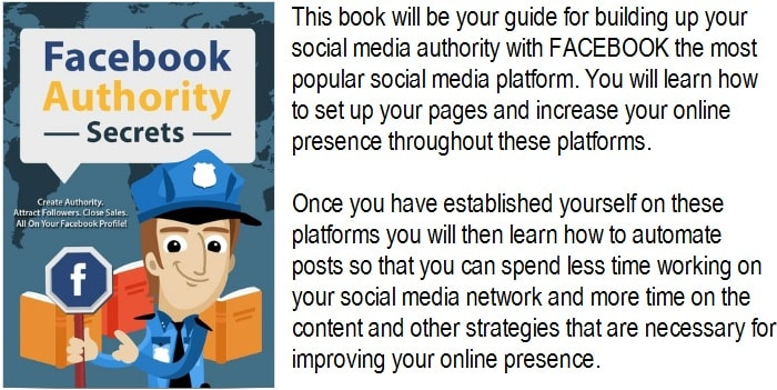 Facebook Authority Secrets