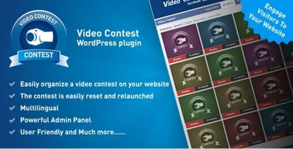 WP Video Contest