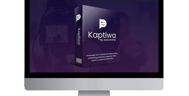 Kaptiwa Commercial (FE) + Kaptiwa PRO (OTO1) *option 1* + Kaptiwa Enterprise (OTO2) *option 1*