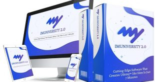 myIMUniversity 2.0 Review