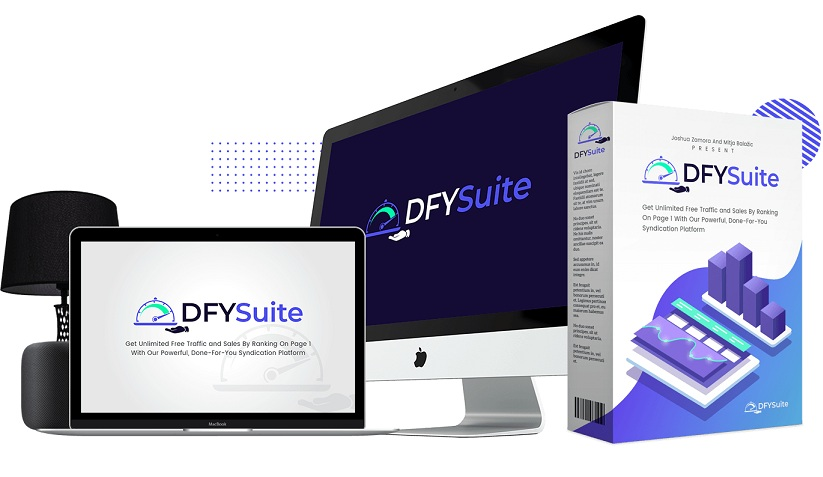 DFY Suite Review - Bonus - Joshua Zamora