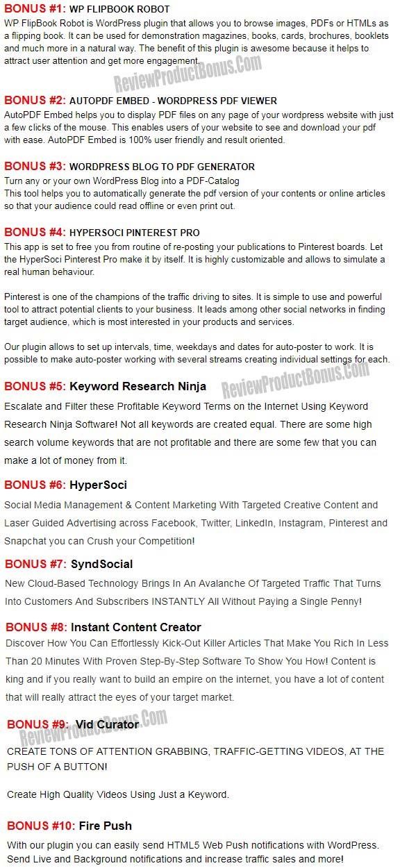 DocStudioFX Bonus