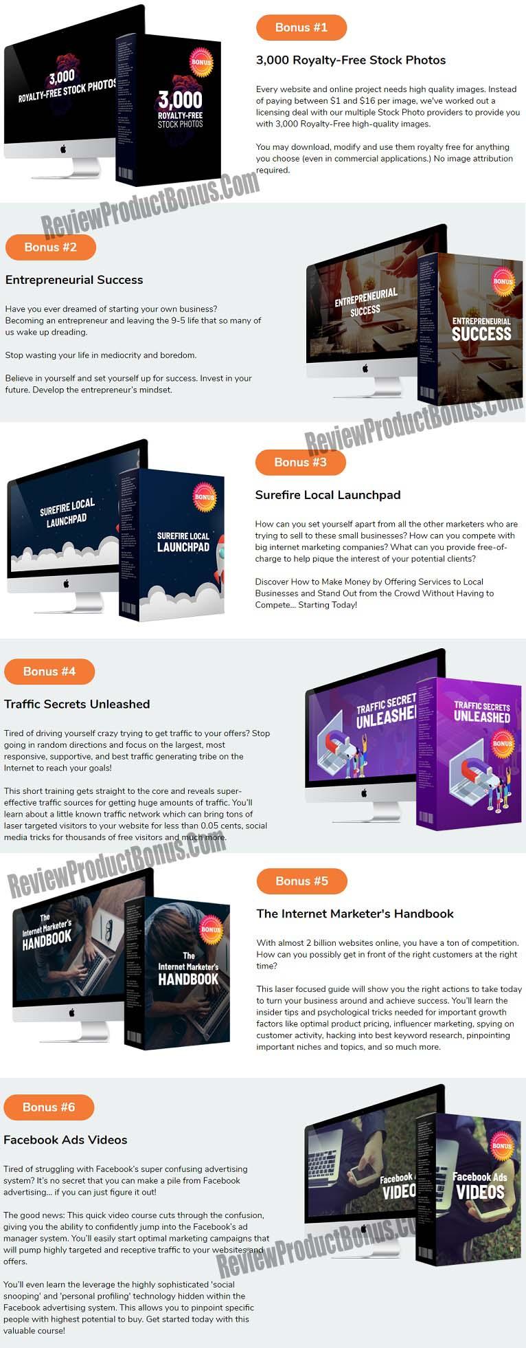 Eight Web Hosting Bonus