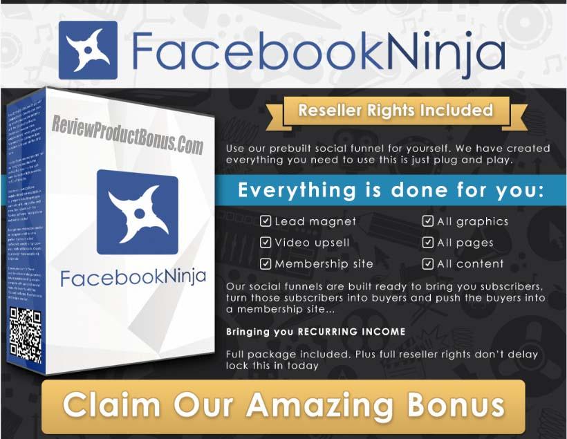 FunnelsKit - Facebook Ninja
