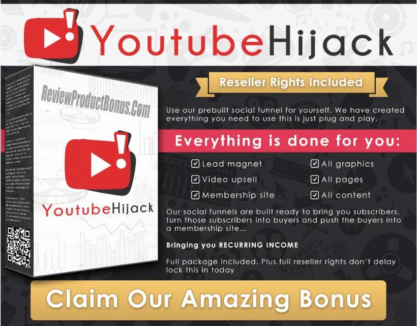 FunnelsKit - Youtube Hijack