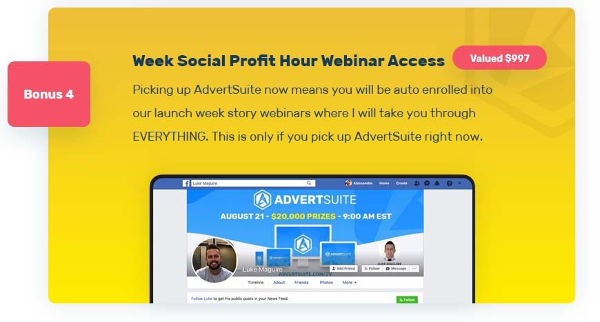 advertsuite bonus 4