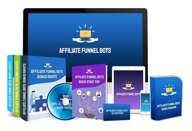 Affiliate Funne Bot 2.0 Review