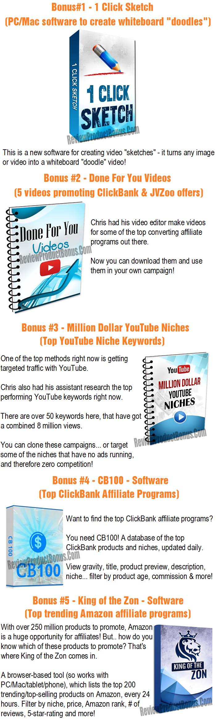 Affiliate Funnel Bot 2.0 Bonus