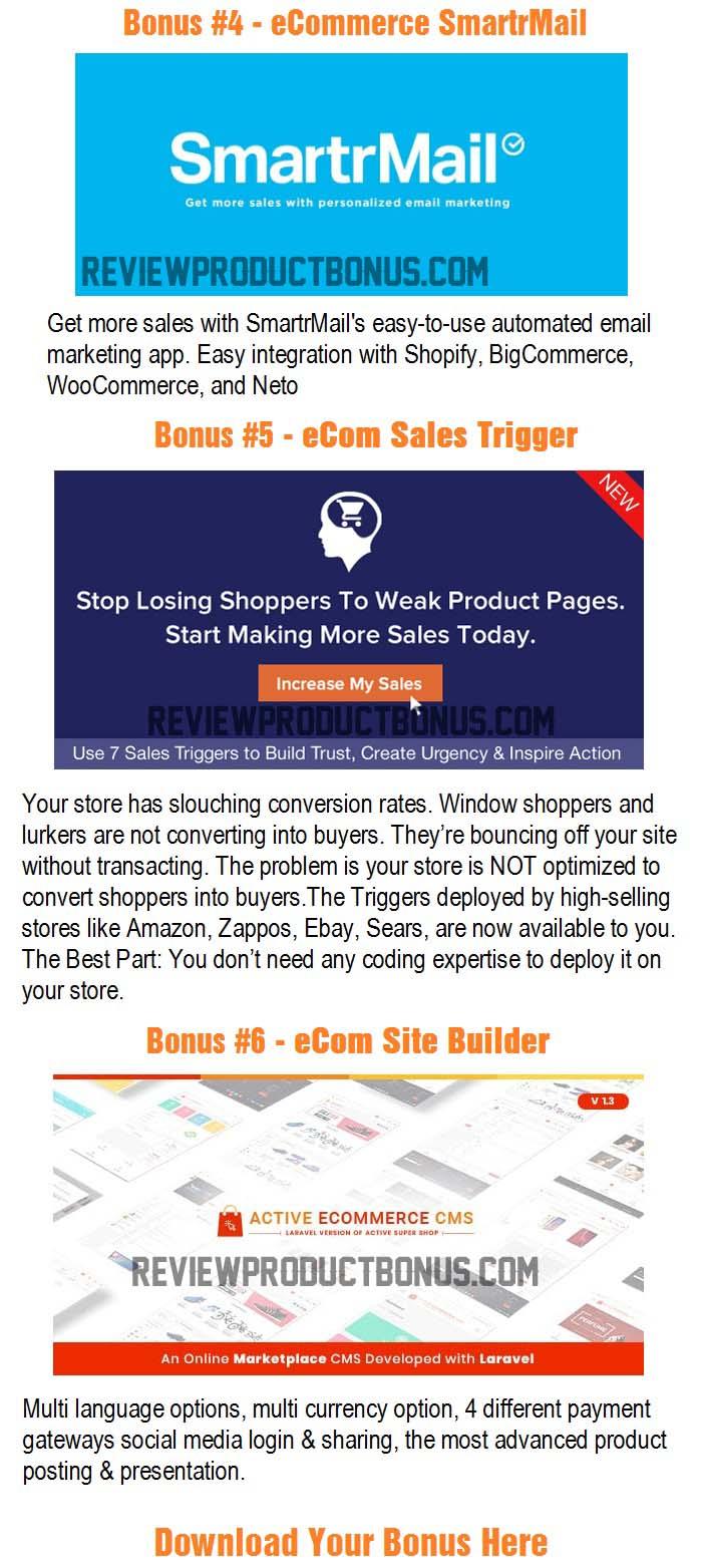 eCommerce Email Academy Bonus