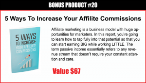 5 Ways To Increase Your Affilite Commissions