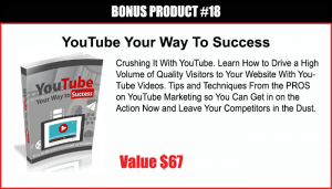 YouTube Your Way To Success
