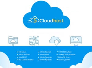 5CloudHost 2020 Review