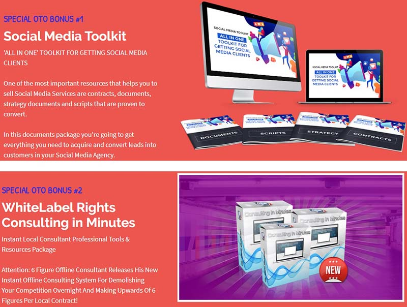 VideoFlow Bonus OTO