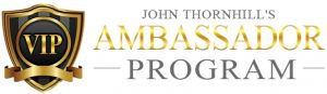John Thordhills Ambassador Program Review