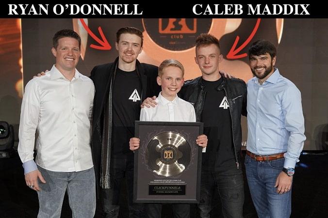 Caleb Maddix & Ryan O'Donnell
