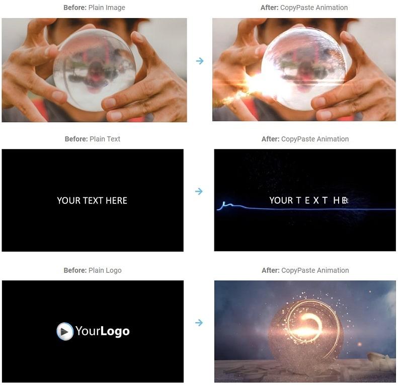 CopyPaste Animations Proof