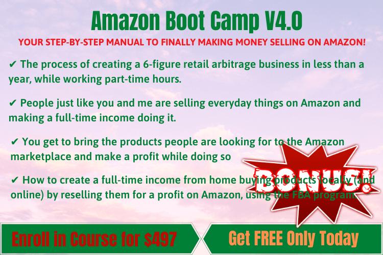 Amazon BootCamp V4.0