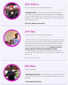 ClikBankProfits Testimonials