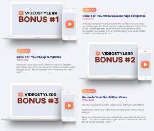 VideoStylerr Bonus