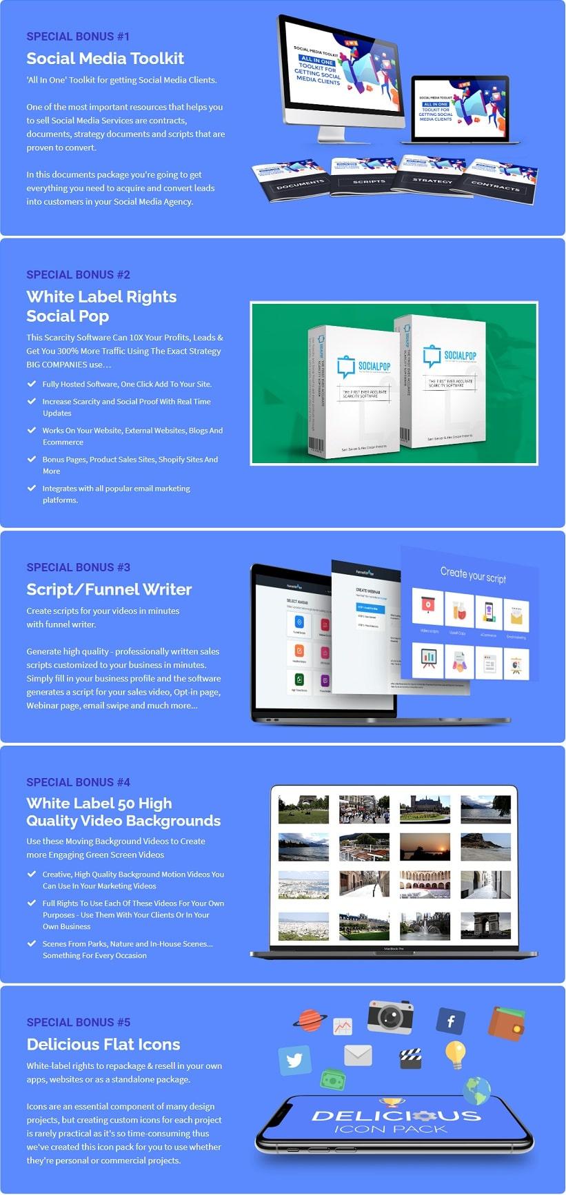 Mobile Pages Agency Bonus