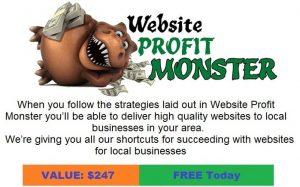Website Profit Monster
