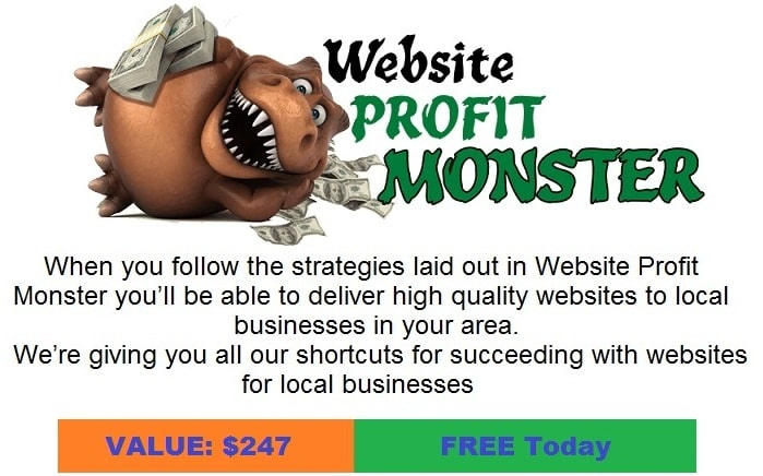 Website Profit Monster