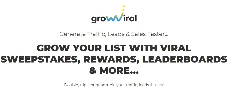 GrowViral Review - GrowViral Bonus