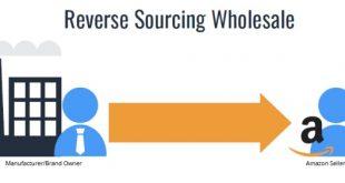 Reverse Sourcing Wholesale