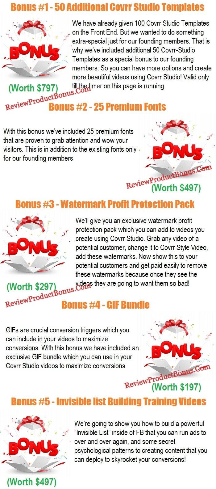 Agency Studio Bonus