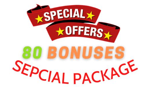 Package Bonus CookielessAds
