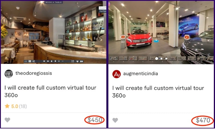My Video Tours Benefits