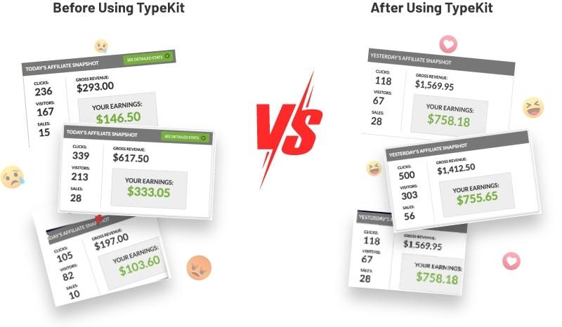 TypeKit Proofs