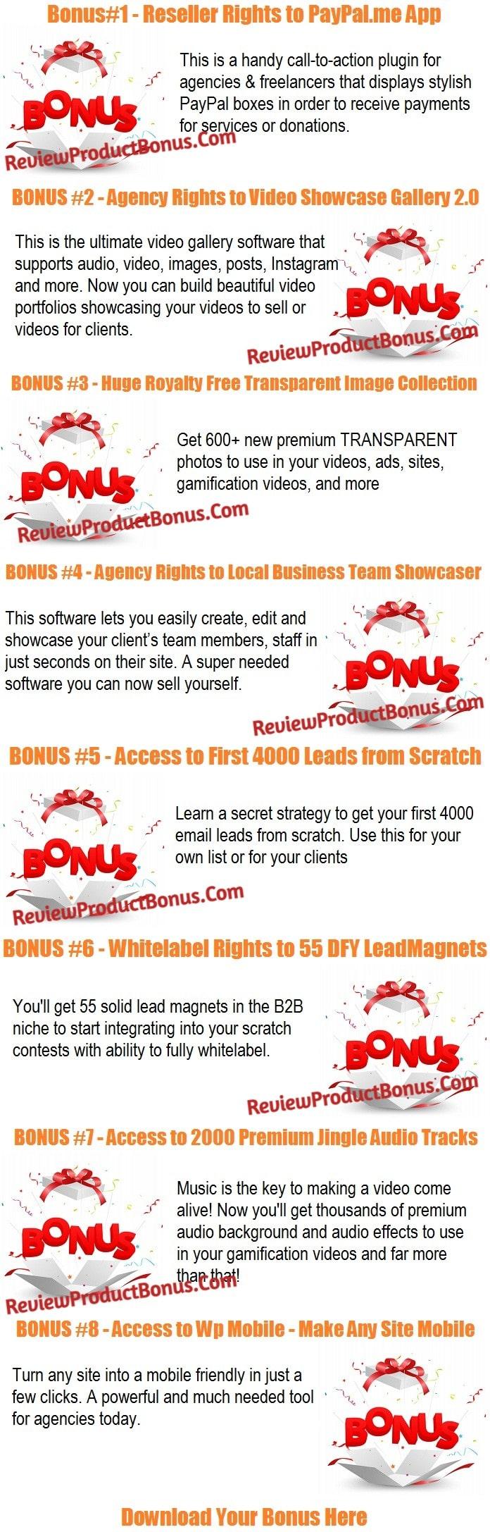 VideoGameSuite Bonus