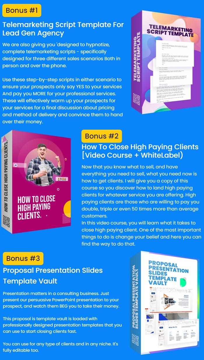 ClientFinda OTO2 Bonus