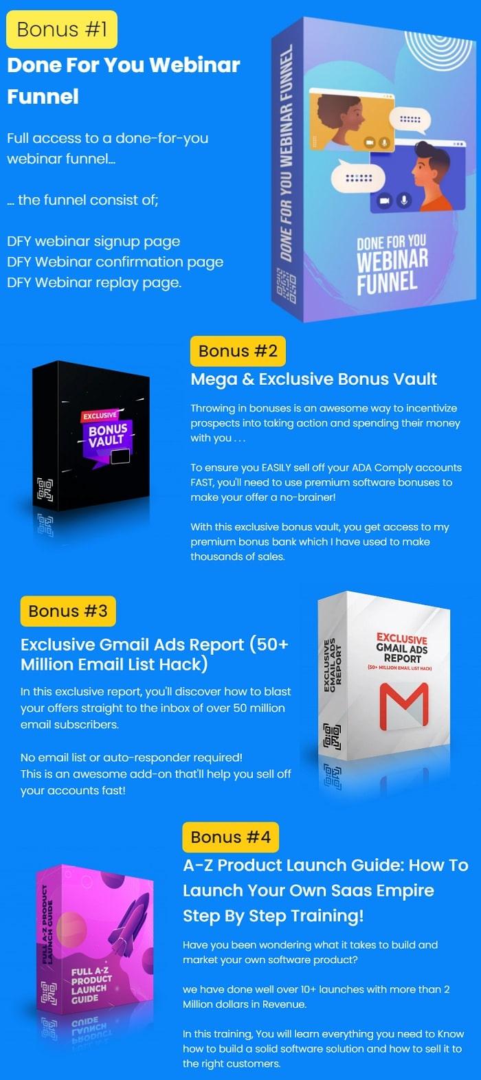 ClientFinda OTO4 Bonus