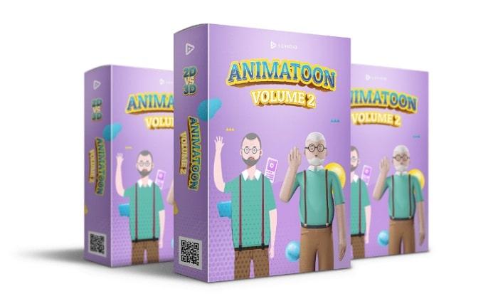 Levidio Animatoon Volume 2 Review