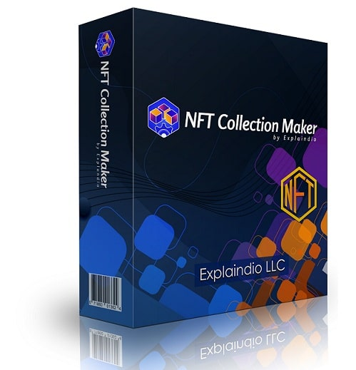 NFT Collection Maker by Explaindio Review